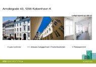 Amaliegade 43, 1256 København K - Sadolin & Albæk