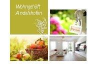 Exposé Andelshofen - Immobilienforum GmbH
