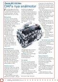 Nummer 3, 2011 - DAF lastbil - Page 6
