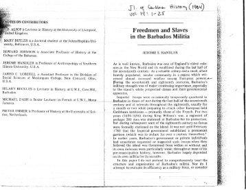 barbados revolt 1816 essay Download barbados revolt(1816) download document barbados revolt(1816) who was bussa - powerpoint ppt presentation.