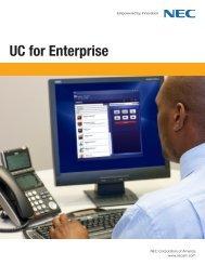 UC for Enterprise - Talon Website