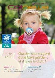 Téléchargez le journal au format Pdf - Caf.fr