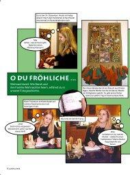 JUMA 4/2003, Seiten 06-11, O DU FRÖHLICHE ... - Iundervisning