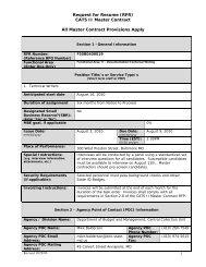 F50B0400019 CCU Technical Writer RFR