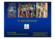Mezzofondo (Luca Tizzani). - Fidal Piemonte