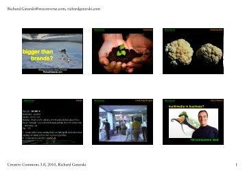(Microsoft PowerPoint - gatarski_iab_2010-03-25 ... - Richard Gatarski