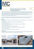 Infrastructure & Power Brochure - FP McCann Ltd - Page 3