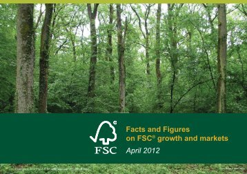 Market Info Pack 2012 Facts and Figures on - FSC Forest ...