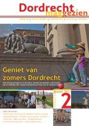Geniet van zomers Dordrecht - Sterkpuntdordrecht