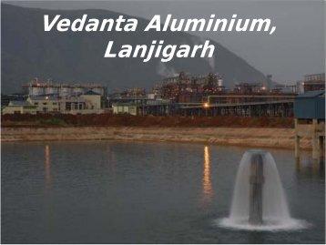 Vedanta Aluminium, Lanjigarh
