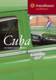 Cuba - Travelhouse