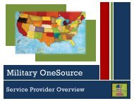 Military OneSource