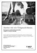 konturen 2005 die hochschulzeitschrift - Hochschule Pforzheim - Seite 2