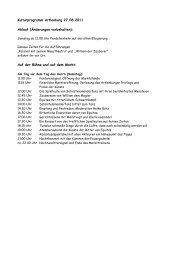 klicken Sie bitte hier um das Kulturprogramm zu öffnen - Artlenburg