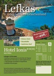 Hotel Ionis**(*) - Dolinac.net