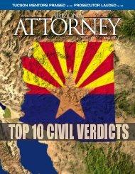 Arizona Attorney - June 2011 - Snell & Wilmer