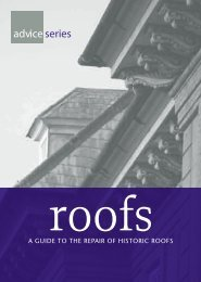 A Guide to the Repair of Historic Roofs - Dublin City Council