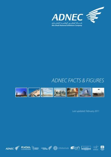 ADNEC FACTS & FIGURES - Abu Dhabi Airports Company