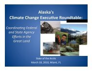 Download PDF (1.73 MB) - State of the Arctic 2010