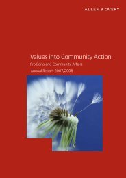 Values into Community Action - Tyler Foundation