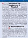 Helmut Domann als 1. Vorsitzender wieder gewählt - Mieterbund ... - Seite 3