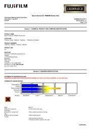 Epson Surecolor Series Inks - FUJIFILM Australia