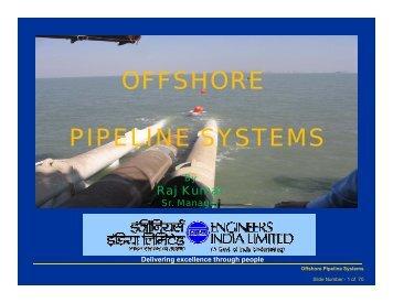 OFFSHORE PIPELINE SYSTEMS - petrofed.winwinho...