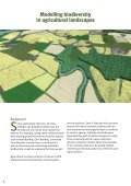 Biodiversity and Farming - The Macaulay Land Use Research Institute - Page 4