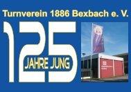 Grußwort - Turnverein 1886 Bexbach eV