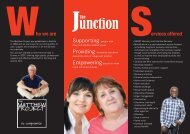 Download our leaflet - The Matthew Project