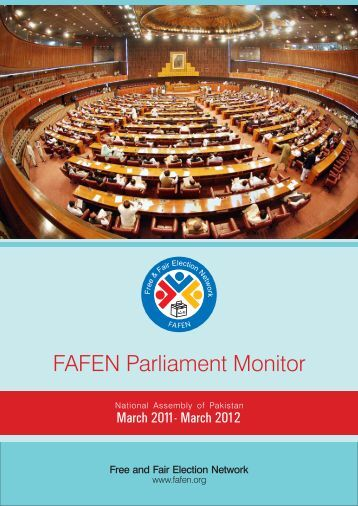 Annual report final version.cdr - FAFEN