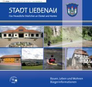 die stadtteile stellen sich vor - Stadt Liebenau
