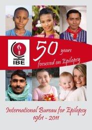 International Bureau for Epilepsy 1961 - 2011