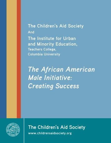 Creating Success, Oct 2006 - The Children's Aid Society