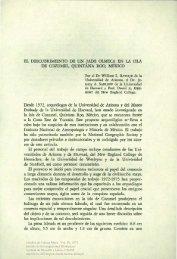 EL DESCUBRIMIENTO DE UN JADE OLMECA EN ... - Inicio - UNAM