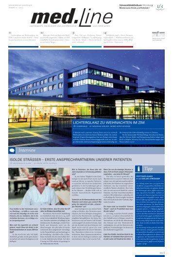 A3. - Medizinischen Klinik - Universitätsklinikum Würzburg