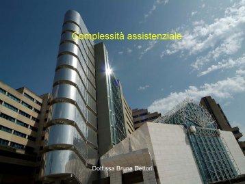 Complessità assistenziale - Azienda ospedaliera G. Brotzu