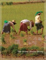 here - Global Health Sciences - University of California, San Francisco