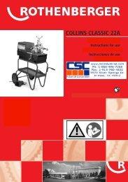 collins classic 22a