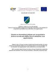 Finanšu un ekonomiskais pētījums par energoefektīvu Ķekavas ...
