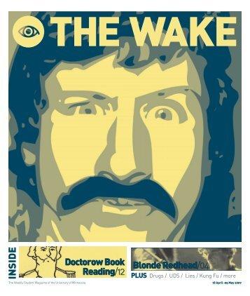 Doctorow Book Reading/12 Blonde Redhead/04 - The Wake