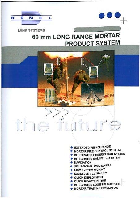 M6 60mm Long Range Mortar