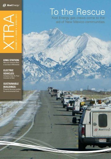 Volume 11 - Issue 6 - Xcel Energy