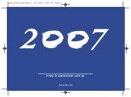 Jahresbericht 2007 - SSBL
