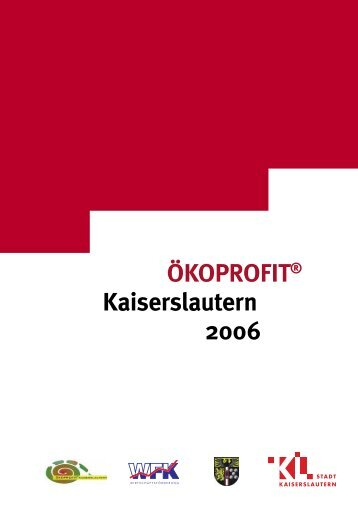 o profit - Stadt Kaiserslautern
