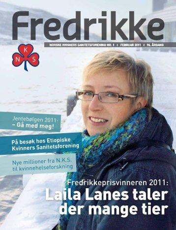 OrGANISASJONSNytt - Norske Kvinners Sanitetsforening