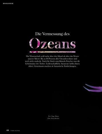 Die Vermessung des Ozeans - Docwarter.com