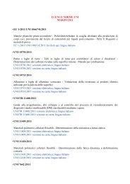 ELENCO NORME UNI MARZO 2011 • EC 1-2011 UNI 10667-8 ...