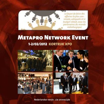 Metapro Network Event