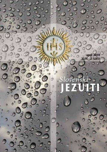 Slovenski jezuiti april 2010 - Jezuiti v Sloveniji